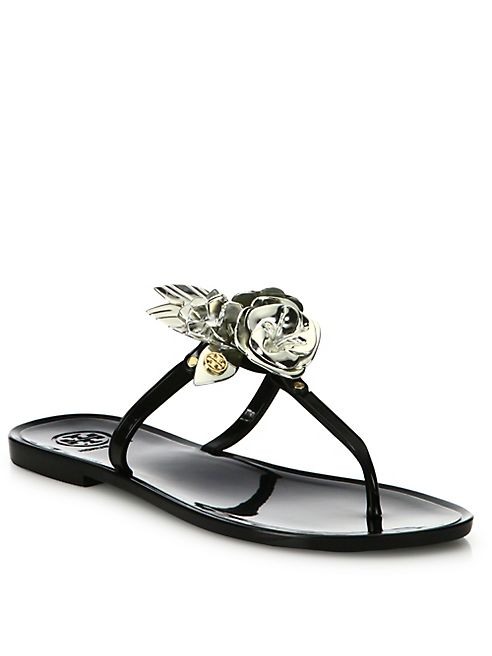 Tory Burch - Blossom Jelly Thong Sandals